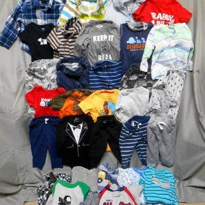 Other - 33 pieces of boys clothing 9 months